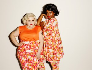Beth Ditto launches her first stand-alone fashion collection