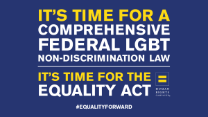 HRC launches Business Coalition for the Equality Act