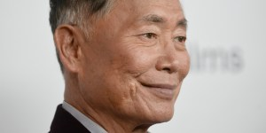 George Takei: 'The struggle continues'