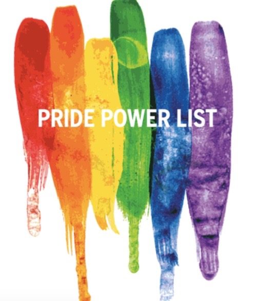 pride power list 2016