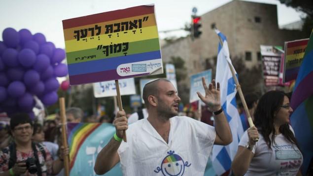 Israeli Orthodox rabbis LGBT