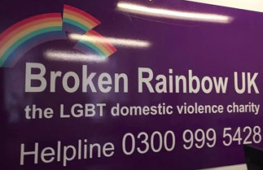 Broken Rainbow domestic abuse