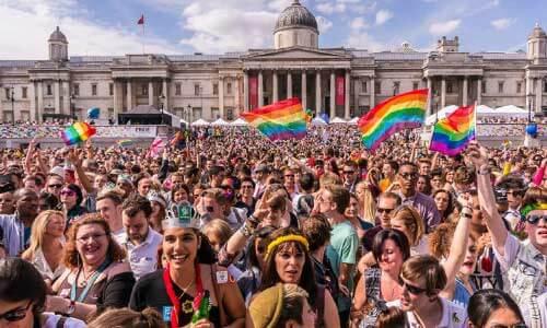 Pride London lgbt+ survey