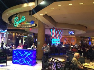 Seafood in the desert: Emeril's New Orleans Fish House