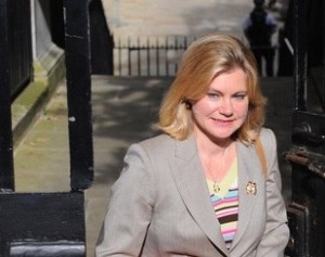 Justine Greening appointed Education Secretary and Minister for Women and Equalities