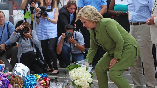 Hillary Clinton Orlando Pulse