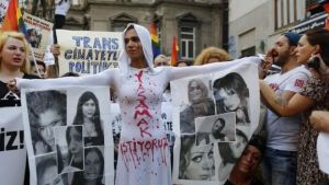 Murder of trans woman prompts protest in Turkey