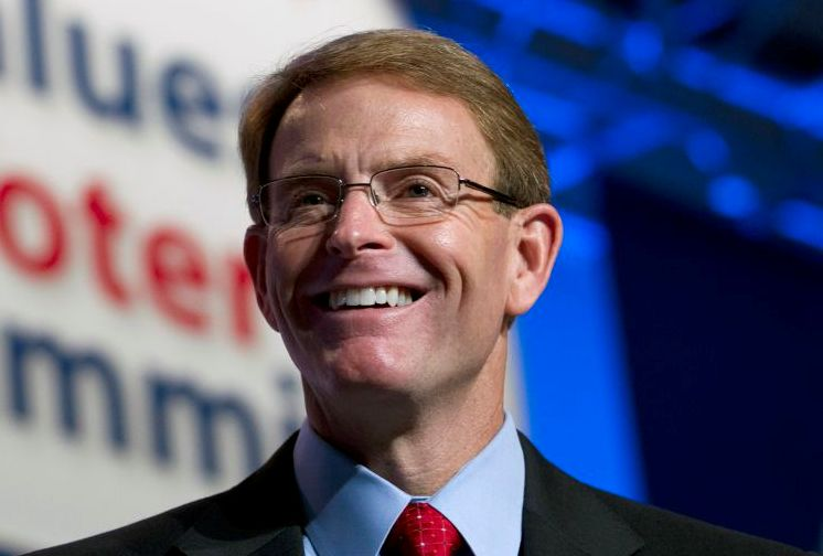 Tony Perkins wrath of God