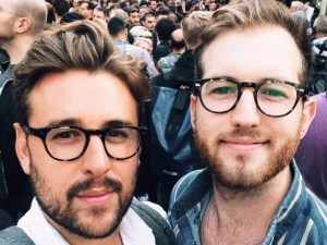 Gay couple left humiliated after Sainsbury's incident