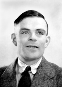 Alan Turing's official homosexual court files go on display