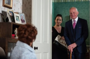 Sneak preview as Lord Cashman returns to Eastenders