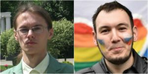 Two openly gay candidates are running for seats in Russian parliament