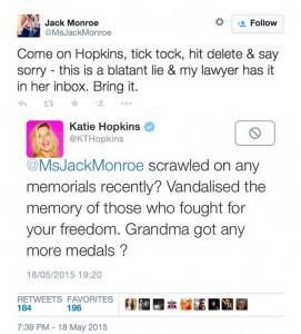 Katie Hopkins