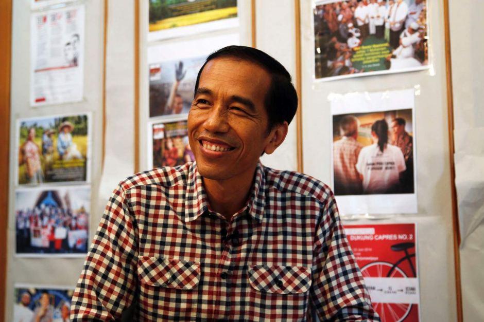 Indonesia President Jokowi