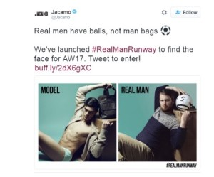 Jacamo men's clothing brand