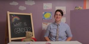 Queer Kid Stuff: What Is Gender?