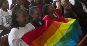 Ugandan girl arrested on suspicion of being gay