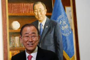 Russia blocks UN from thanking Ban Ki-moon for his work on LGBT rights