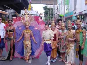 Bangkok to host first pride parade in over a decade