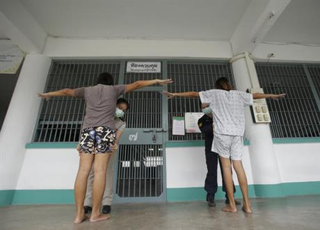 Thailand lgbt jail