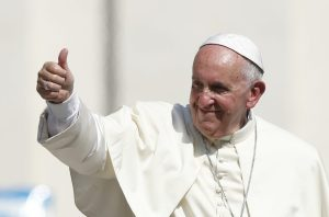 Pope Francis reference to concentration camps criticized