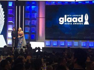 Moonlight GLAAD Awards