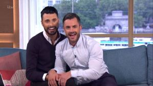 Rylan and Dan Clark-Neal: Doing This Morning together was very daunting