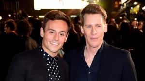 Congratulations Tom Daley and Dustin Lance Black!