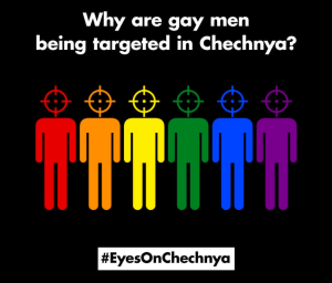 "Ru Paul, Lena Dunham, Rita Ora and Mara Wilson back campaign to end ""gay purge"" in Chechnya"