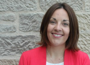 Kezia Dugdale wins Politician Of The Year at Scotland's Icon Awards