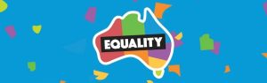 Looks like Australia has given a thundering 'yes!' to equal marriage…but is anyone listening?
