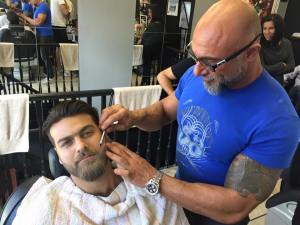 A cut above. Why a good barber matters