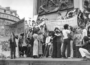 2020 Pride march will be led by gay veterans from 1970s.