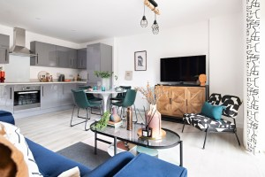 Shared ownership with great incentives at Beckton Parkside.