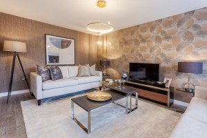 Scotland. New Bellshill marketing suite to showcase stunning new homes.