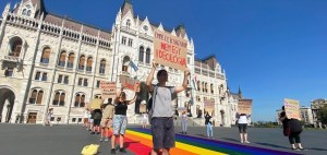 Hungary doubles down on anti-LGBT legislation.