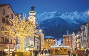 Innsbruck. There's more to Austria than the von Trapps.