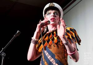 EXCLUSIVE! Enigmatic performance artist David Hoyle talks to OutNewsGlobal.