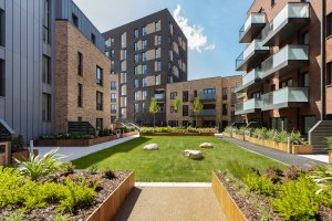 Wowza! Award winning shared ownership homes in Peckham Place.