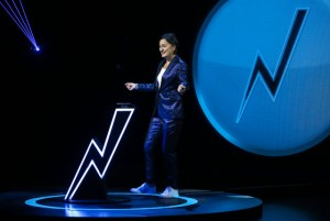 Watch! The brilliant comedian Zoe Lyons on stand-up, sexism and her new BBC game show.