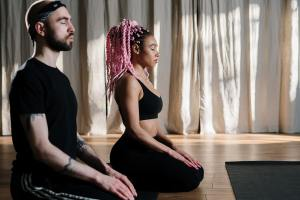 The six relationship benefits of achieving inner peace.
