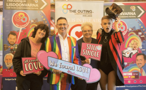 Get with the Valentine's craic at Ireland's top LGBTQ+ festival!