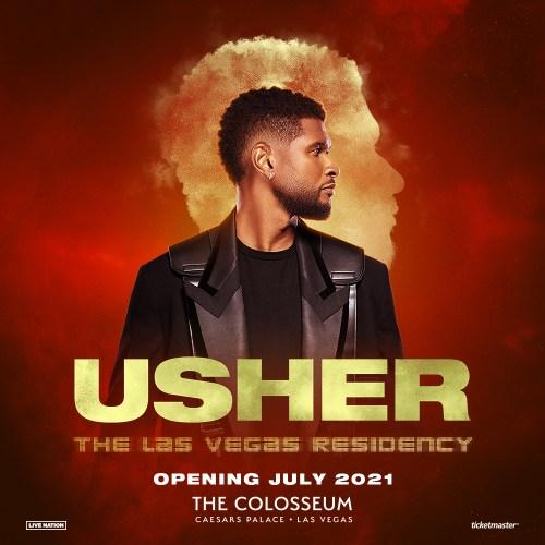 Usher - Caesars Palace Residency
