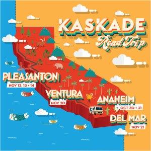 Kaskade - Road Trip Tour