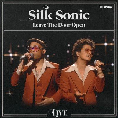 Bruno Mars, Anderson .Paak, Silk Sonic - Leave The Door Open (Live)
