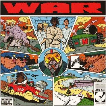 Jasiah - War