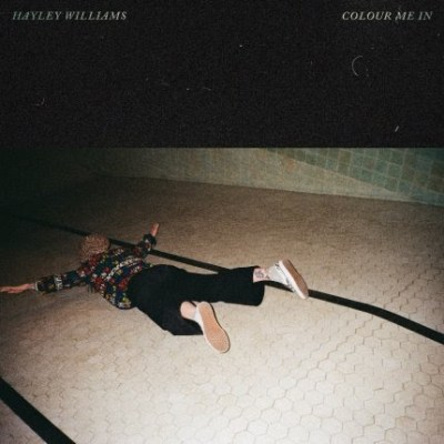 Hayley Williams - Colour me in