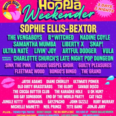 Might Hoopla Weekender