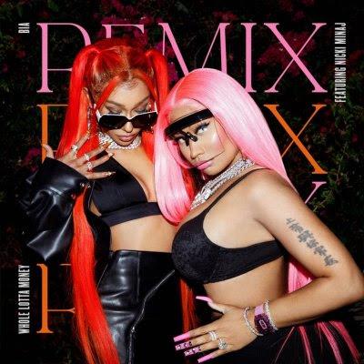 BIA and Nicki Minaj - Whole lotta money remix