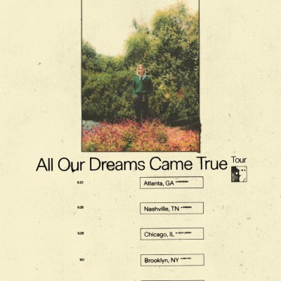 Dreamer Boy - ALL THE WAYS WE ARE TOGETHER Tour